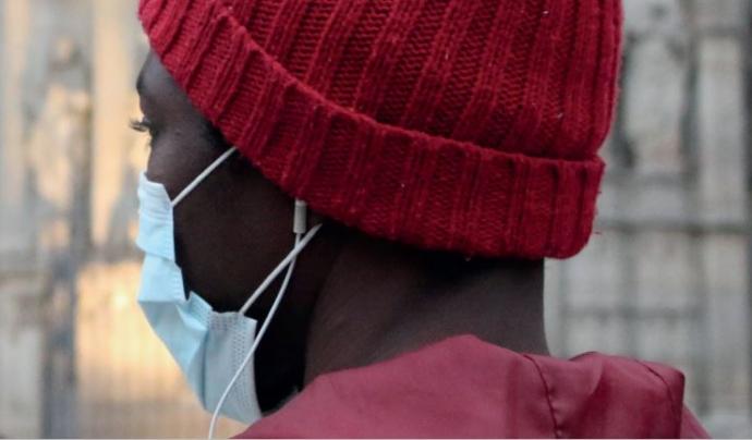 Algunes persones encara hab de conviure amb els efectes de la pandèmia. Font: Caritas Barcelona