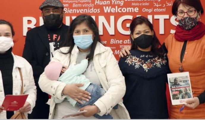 Càritas parla de crisi sanitària, econòmica i social i reclama més atenció a les persones vulnerables. Font: Caritas Barcelona