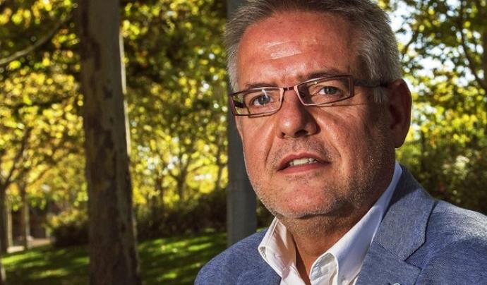 Carlos Susías, president de l'European Anti Poverty Network (EAPN), la xarxa del tercer sector que lluita contra la pobresa i l'exclusió social a la UE. Font: EAPN. Font: EAPN Europa