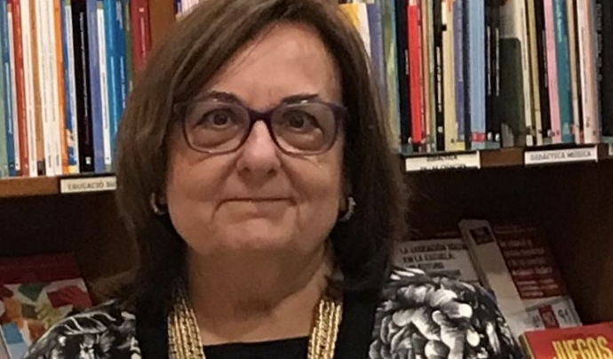 Carme Tello és doctora en psicologia i presidenta de l'ACIM. Font: Associació Catalana contra la Infància Maltractada