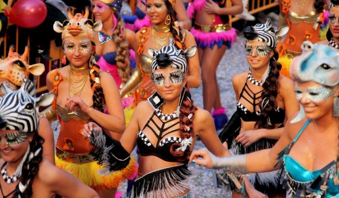El Carnaval de Sitges és un dels més sonats de Catalunya