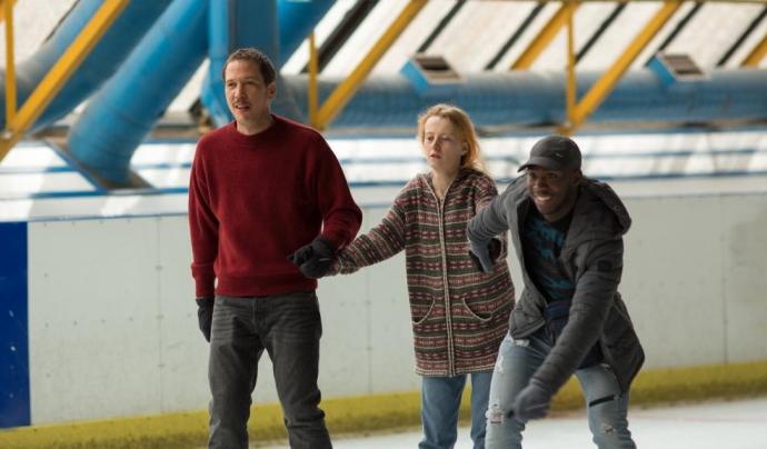 Escena de la pel·lícula 'Especiales'. Font: Carole Bethuel - Quad - Ten Cinema. Font: Carole Bethuel - Quad - Ten Cinema.
