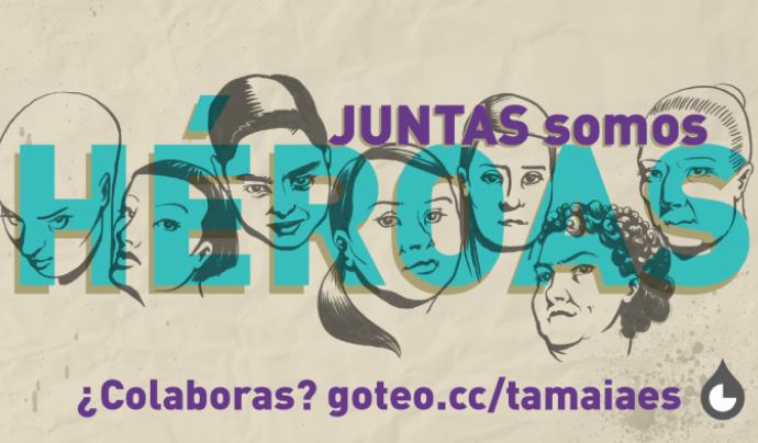 #SomHeroies pretén donar suport a dones que pateixen violència de gènere