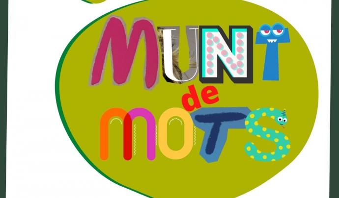 El Festival Munt de Mots se celebra del 19 al 24 d'octubre. Font: Munt de Mots