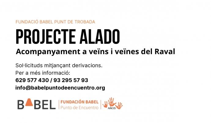 Projecte ALADO Font: Babel