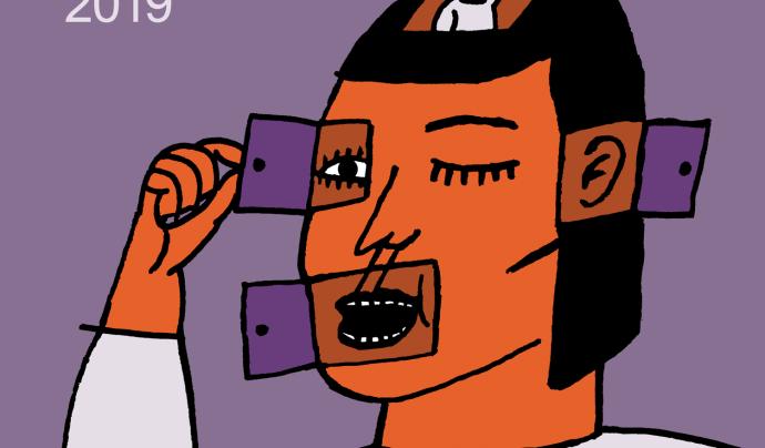 Cartell del XV Fòrum contra les Violències de Gènere Font: Plataforma contra les Violències de Gènere