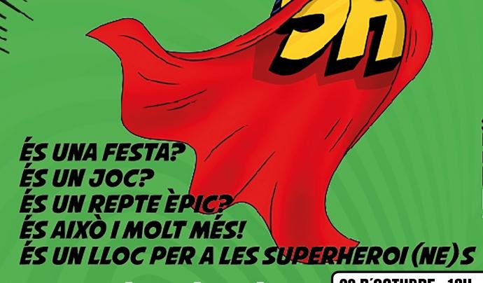 Font: Associació Superheroines BCN