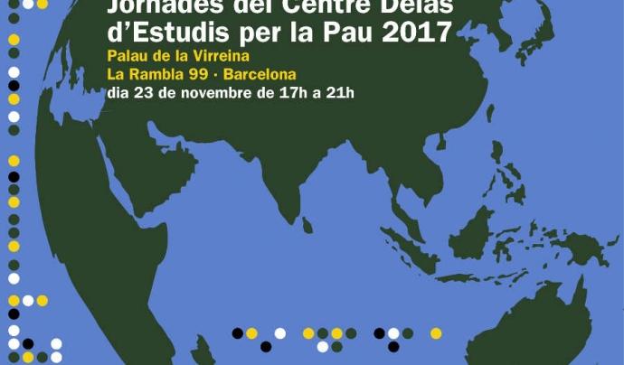 El Centre Delàs organitza a finals de novembre la jornada de denúncia  'Comerç d'armes i fluxos migratoris'
