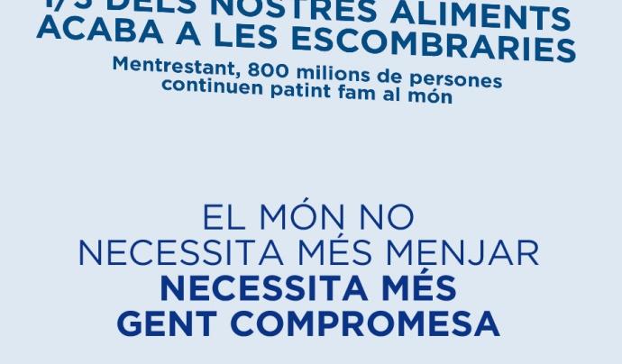 Aquesta campanya s'emmarca dins el Trienni de Lluita contra la Fam en què Mans Unides està treballant per donar resposta a la fam al món. (Font: mansunides.org)