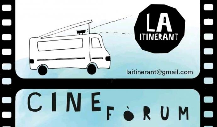 En un futur volen ampliar el contingut amb tallers, exposicions i diferents expressions artístiques. Font: La Itinerant. Font: Font: La Itinerant.