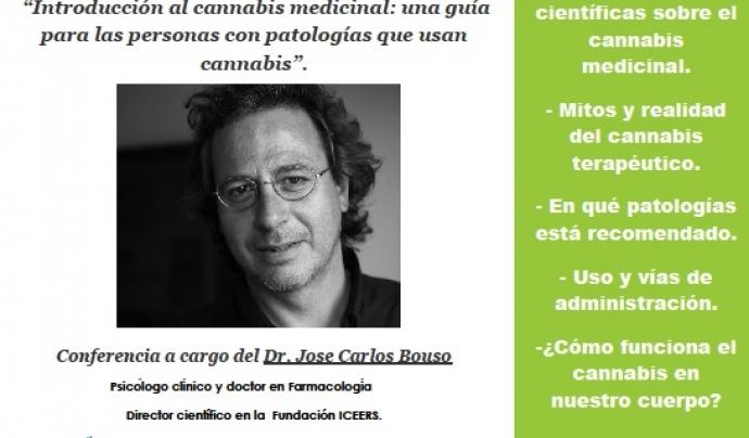 Juan Carlos Bouso - xerrada 2019 - UPRC Font: UPRC
