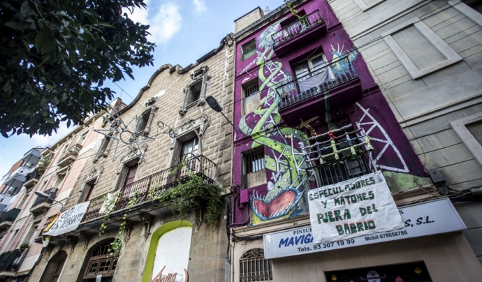 L'ajuntament té catalogat l'edifici modernista de Casa Àfrica Font: Casa Àfrica