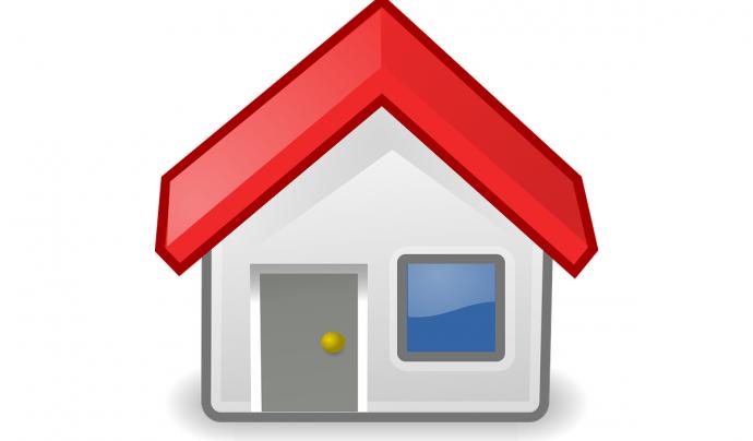 L'accés a un habitatge digne és un dret de totes les persones Font: OpenIcons a Pixabay