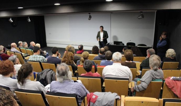 De l'1 al 7 d'octubre se celebrarà el principal esdeveniment del cineclubisme català. Font: FCC
