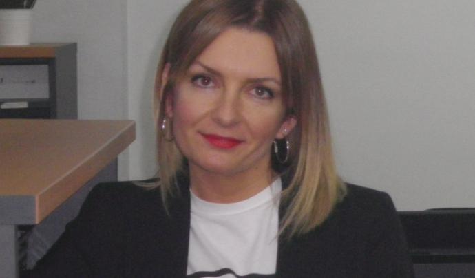 La Chelo és la delegada a Catalunya d'una de les associacions que organitza la cursa
