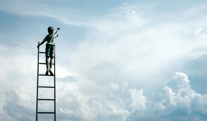Garantir un bon futur del jovent és un dels reptes de la plataforma.