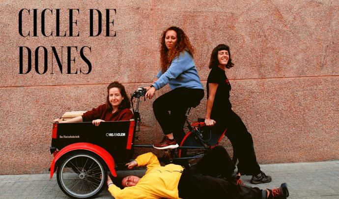 Cicle de dones ofereix una programació d'activitats amb la bicicleta i la dona com a protagonistes. Font: Biciclot