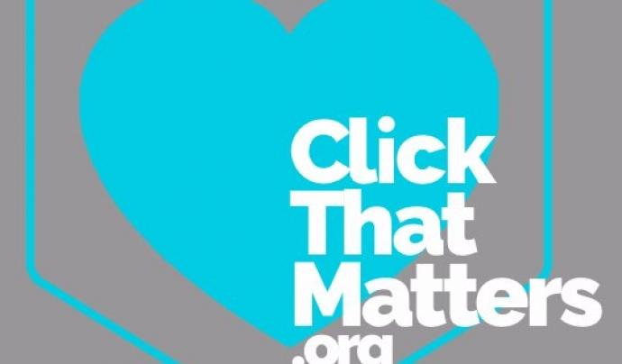 Logotip de Click That Matters