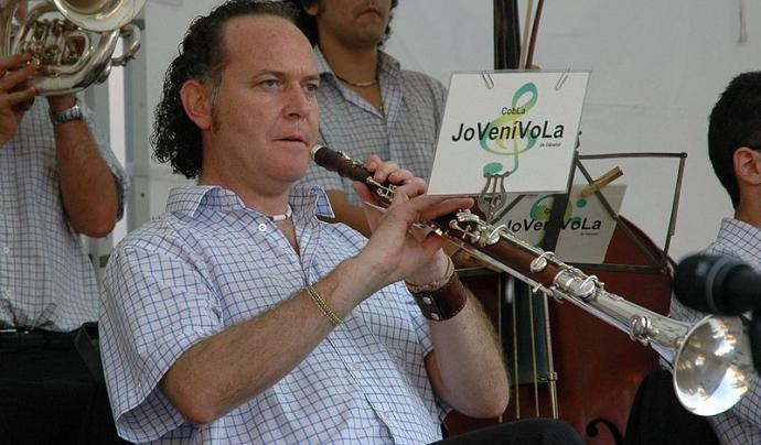 La tenora és und els isntruments imprescindibles de la cobla Font: Josep Renalias