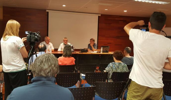 Presentació declaració coeteres Bé d'Interès Nacional.