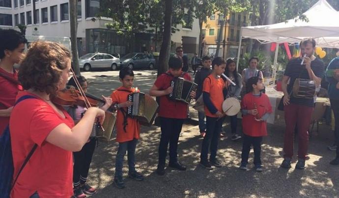 L'ARC Música es va fundar fa 50 anys a Barcelona.