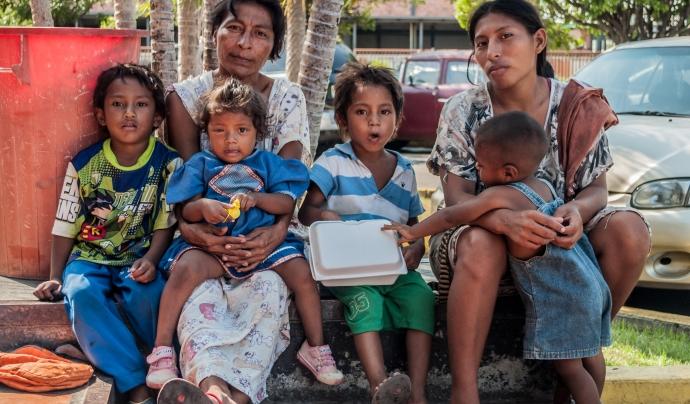 Almenys 15.000 nenes i dones han sigut violades pels agents del conflicte. Font: Wikimedia Commons
