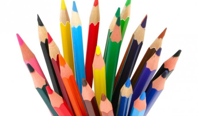 Imatge il·lustrativa de llapis