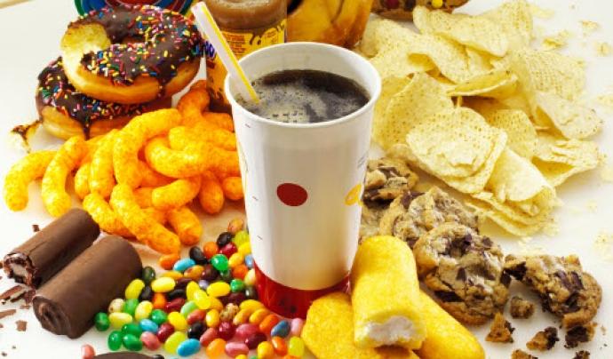 Menjar escombraries