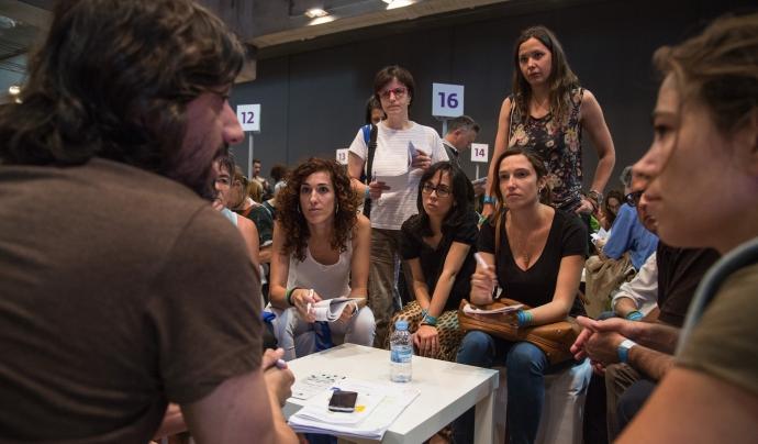 Speakers Corner al Congrés de Tercer Sector Social
