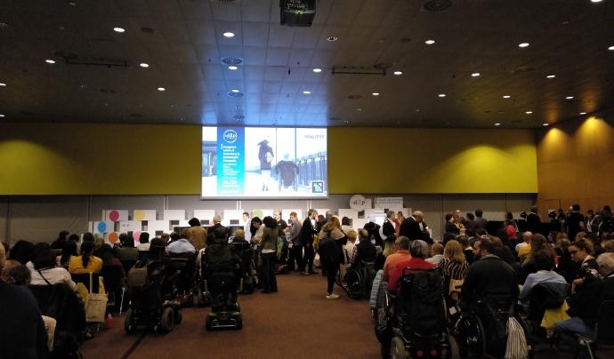 Al congrès han participat 500 persones i més de 40 experts i expertes. Font: Suport Tercer Sector. Font: Font: Suport Tercer Sector.
