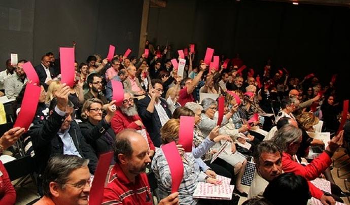 Congres associacions barcelona Font: