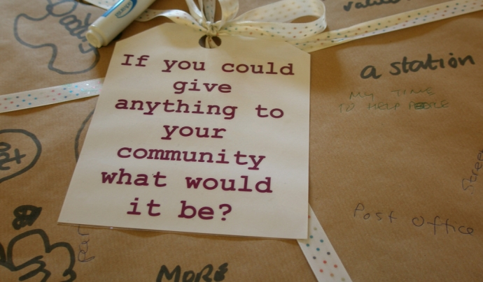 Consultation. Font: Hallna Ward (Flickr)