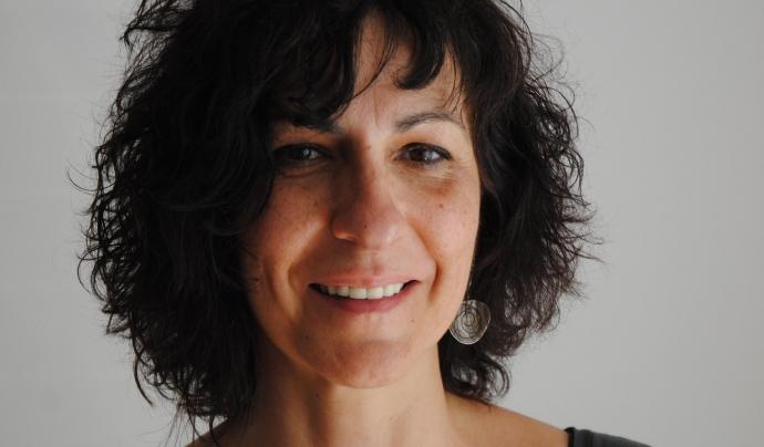 Conxi Martínez, presidenta de la FEDAIA.      Font: FEDAIA