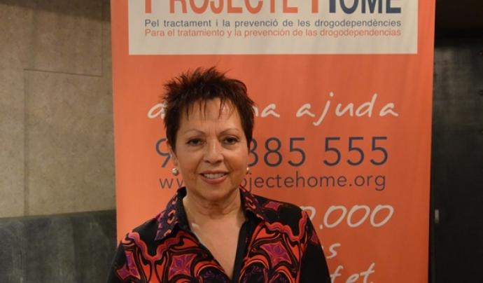 Conxita Solé, la nova presidenta del patronat