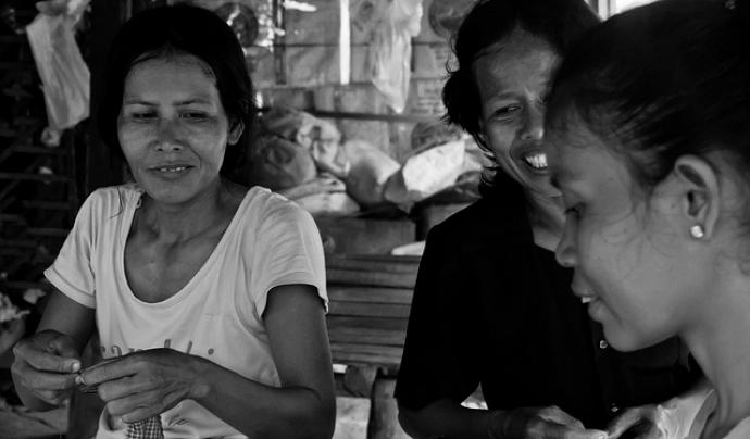 empoderament de les dones. Font: frotis (Flickr)
