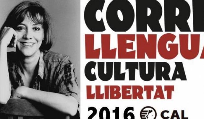 Montserrat Roig serà la protagonista del Correllengua 2016.