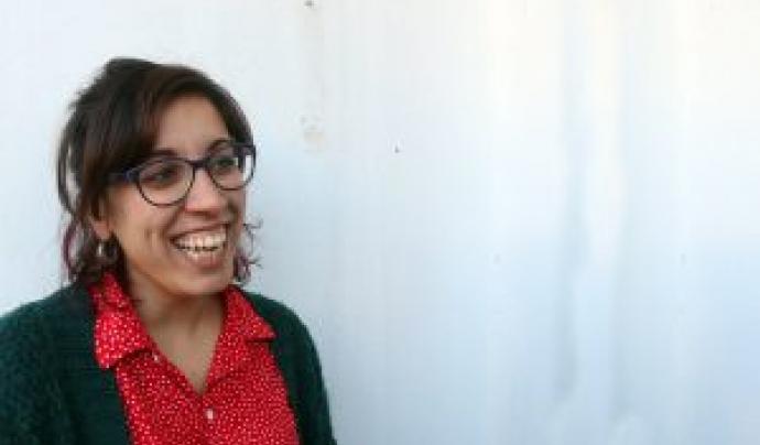 Marta Cortina, vicepresidenta d'ESPLAC. Font: ESPLAC