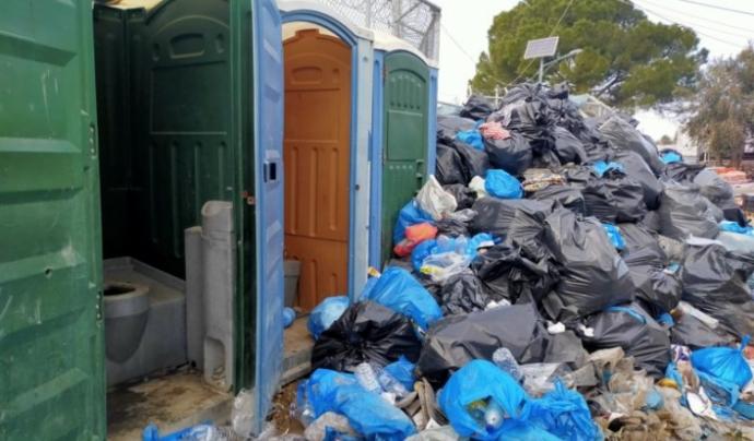 Els efectes de la Covid-19 als camps de refugiats és insostenible. Font: FCCD