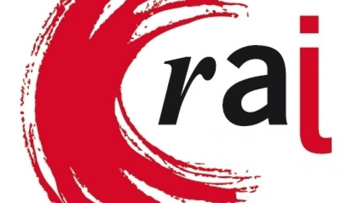 Logotip del CRAJ Font: