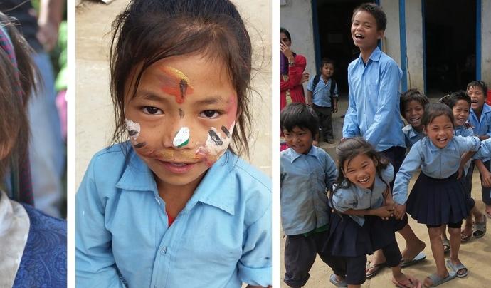 Imatge dels programes de Living Nepal