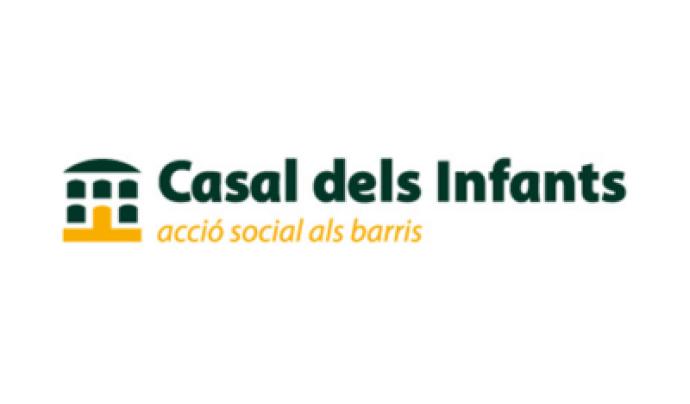 Logo del Casal dels Infants.