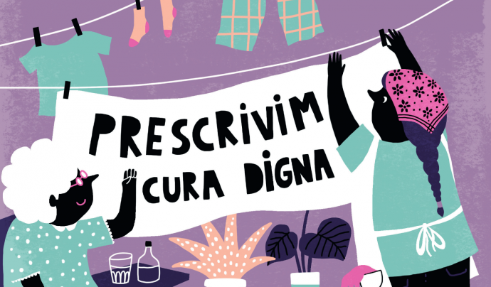 Còopolis publica un catàleg de col·lectius i projectes que promouen un treball de cures digna Font: Còopolis