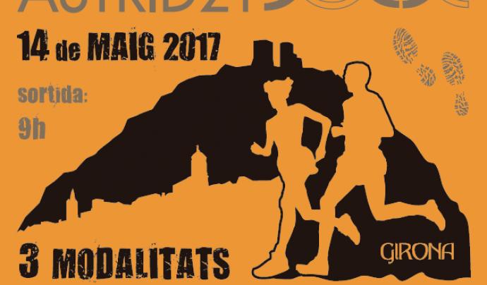 Cartell de la cursa de les gavarres en favor de les persones amb síndrome de Down Font: Astrid21
