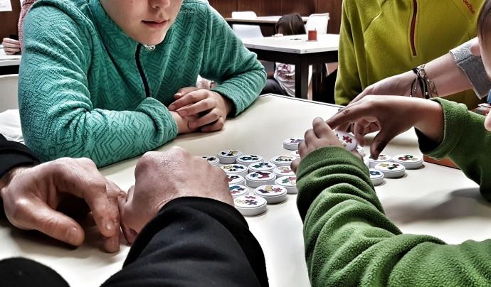 Des de Jocs de l'Anònima tenen preparades activitats per ampliar el coneixement sobre els jocs tradicionals. Font: Jocs de l'Anònima
