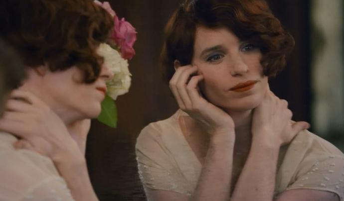 Lili Elbe va ser la primera dona transsexual a fer-se la reassignació de gènere. Font: Focus Features