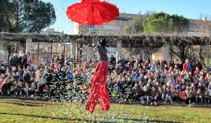 Enguany també se celebrarà una gran festa final al Parc del Migdia. Font: Coordinadora d'ONG solidàries
