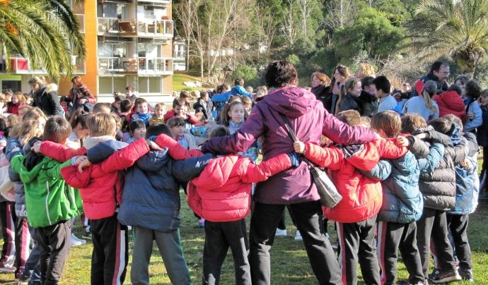 Festa del DENIP celebrada l'any passat. Font: Coordinadora d'ONG solidàries