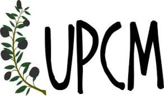 Logotip de la Universitat Popular de Caldes de Montbui