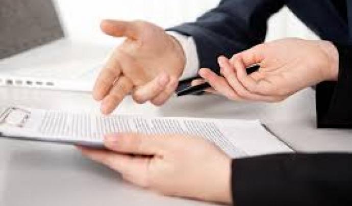La nova llei es va aprovar amb el suport de tots els partits excepte PP i Ciutadans Font: Administracionpublica.com