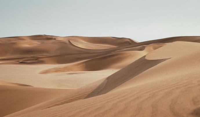 La cursa tindrà lloc del 15 al 23 de febrer pel desert d'Erg Chebi. Font: Unsplash. Font: Font: Unsplash.